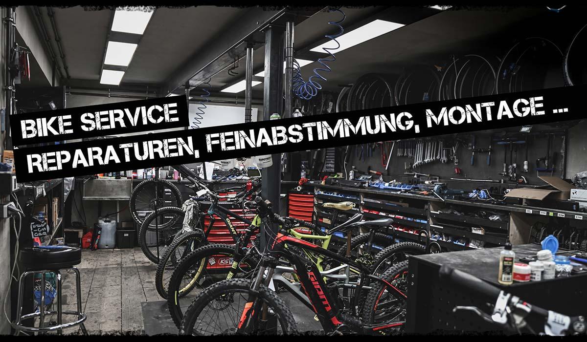 Bike Service Reparaturen Feinabstimmung DIE BÖRSE Innsbruck Mutters